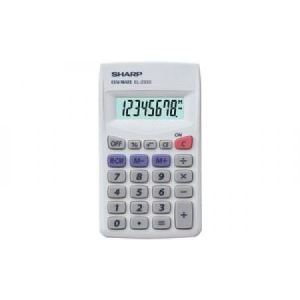 Sharp EL-233S - Calculatrice de poche