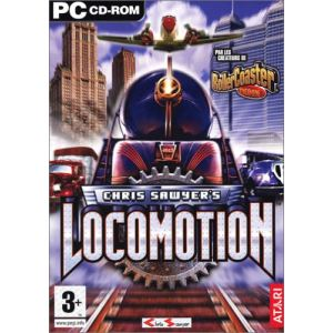 Chris Sawyer's Locomotion [PC]
