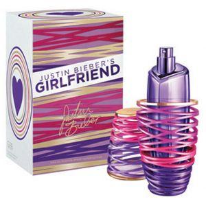 Justin Bieber Girlfriend - Eau de toilette pour femme