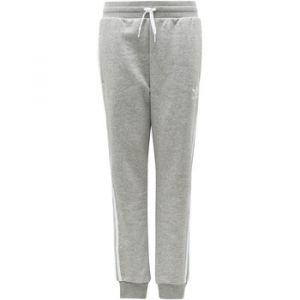 new style e09c9 84dd2 Adidas Jogging enfant Pantalon de survêtement Fleece Gris - Taille 7 ...