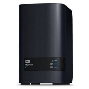 Western Digital WDBVKW0060JCH - Serveur NAS My Cloud EX2 6 To 2 baies Ethernet