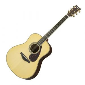 Yamaha LL16 ARE Natural guitare acoustique folk