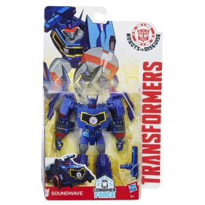 Hasbro Combiner Force Soundwave - transformers RID