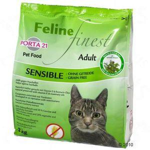 Feline Porta 21 Finest Sensible - Croquettes pour chat - 10 kg
