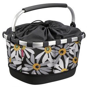 Klickfix Sacoche de porte bagage carrybag gt racktime marguerites