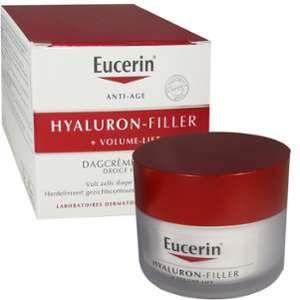 Eucerin Hyaluron-Filler - Soin de jour peau sèche