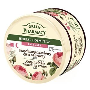 Green Pharmacy Anti-Wrinkle Nourishing Cream Rose