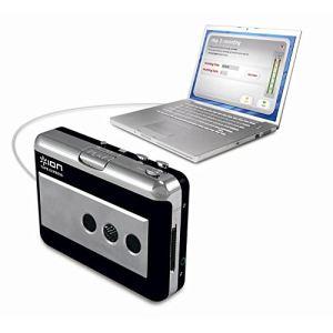 Ion Tape Express - Lecteur / Convertisseur de Cassettes en MP3 USB
