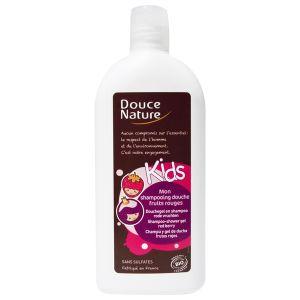 Douce Nature Mon Shampoing Douche Fruits Rouges 300ml