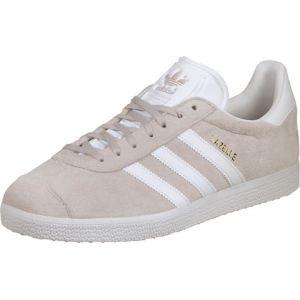 Adidas Originals GAZELLE Baskets basses icepur/white/gold metallic