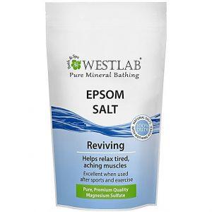 Westlab Pure Mineral Bathing Epsom Salt - 1 kg