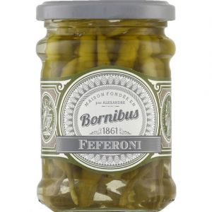 Bornibus Piments feferoni - Bocal 90g