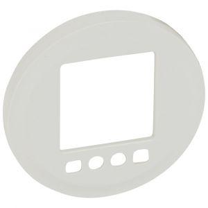 Image de Legrand Enjoliveur Céliane interrupteur horaire programmable blanc