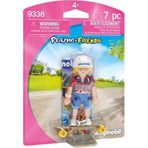 Playmobil 9338 - Friends : Skateuse