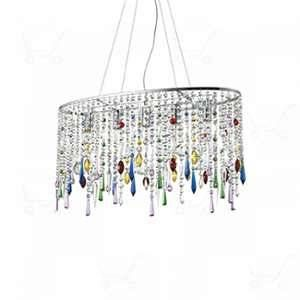 Ideal lux Suspension RAIN Couleur 5x40W - 105277