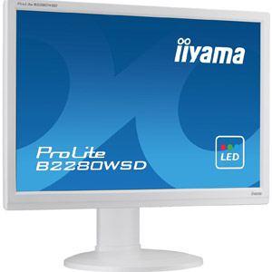 "iiyama ProLite B2280WSD-1 - Ecran LED 22"" (16:10)"
