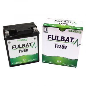 Fulbat Batterie ytz8s 12v7ah Gel sans Entretien lg113 l70 h130