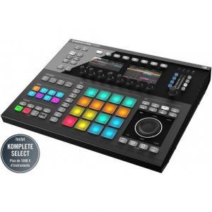 Native Instruments Maschine Studio Plateforme de production de grooves Noir