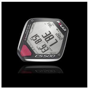 Polar CS500cad - Compteur cardiofréquencemètre pour cycliste + capteur de cadence Wind