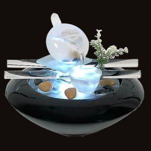 Zen Light Fontaine d'intérieur Tea Time