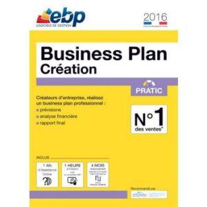 Business Plan Création Pratic 2016 pour Windows