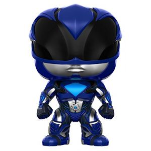 Funko Figurine Pop! Power Rangers Movie : Blue Ranger