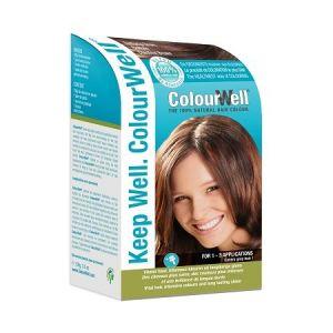 ColourWell Coloration Capillaire Châtain - 100 g