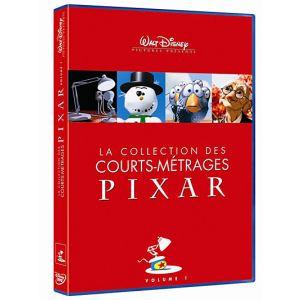 La collection des Courts-métrages Pixar - Volume 1