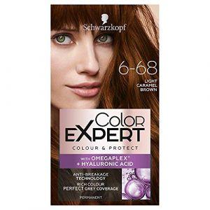 Schwarzkopf Color Expert 6.68 Light Caramel Brown