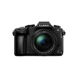 Panasonic Lumix DMC-G81 (avec objectif 12-60mm)