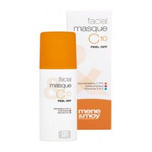 Mene & Moy System Facial Masque C10 - Masque éclat