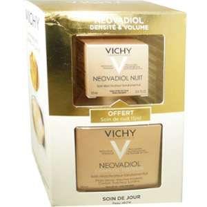 Vichy Neovadiol - Coffret soin de jour et nuit peau sèche