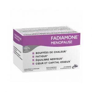 Laboratoire Novomedis Fadiamone - Ménopause 60 comprimés + 30 capsules