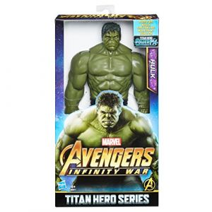 Image de Hasbro Figurine Titan Deluxe Avengers Infinity War Hulk 30 cm