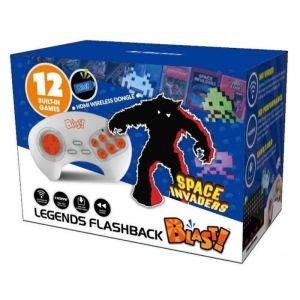 Console rétro Space Invaders Flashback Blast! 12 Jeux - Edition 2018-2019