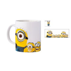 Zeon Ltd Mug fresque Minions 2D