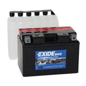 Exide Batterie moto YT12A-BS 12v 9.5ah 120A