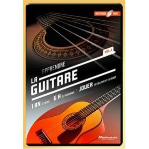 Apprendre La Guitare - Volume 1