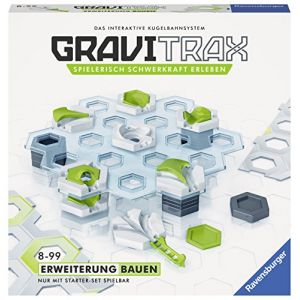 Ravensburger GraviTrax Kit d'extension Construction
