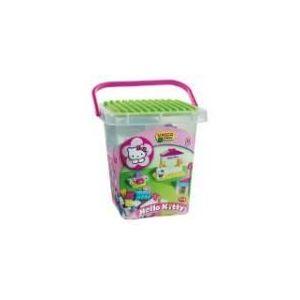 Androni Giocattoli Unico Plus - Baril Hello Kitty 104 pièces
