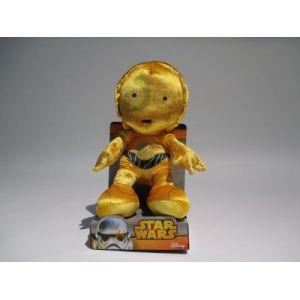Joy Toy Peluche Star Wars C3po 25 cm