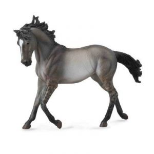 Collecta 88544 - Figurine cheval Jument Mustang gris souris
