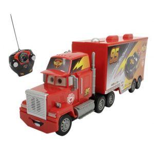 Dickie Toys Carbon Turbo Mack Track 1:24