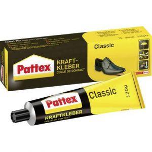 Pattex Colle forte classic,avec solvant, tube de 25 g pour