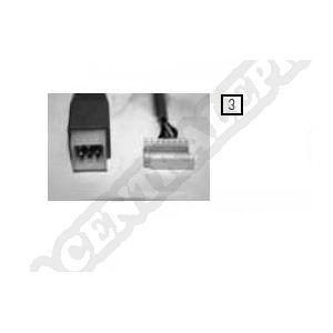 Procopi 1881021 - Câble de minuterie 9 m 8 fils de générateur de vapeur MR Steam MS