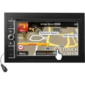 Caliber RMN801BT - Navigation GPS/ USB/ SD/ AUX Bluetooth