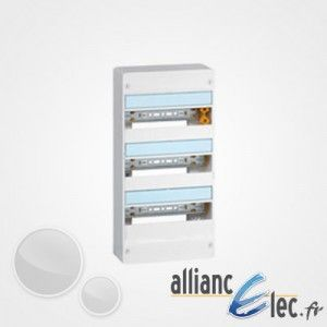 Legrand Coffret Drivia 3 rangées 13 modules BCA