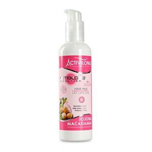 Activilong Actigloss Nourish - Lait capillaire Macadamia/Jojoba