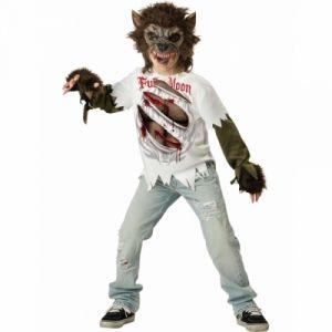 Déguisement loup-garou pour enfant premium