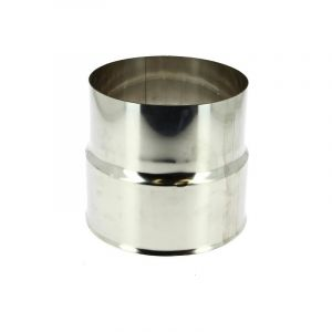Ten Réduction inox pour tubage flexible O161/150